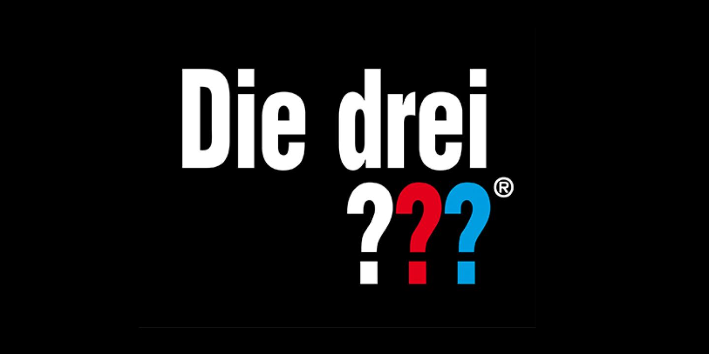 Die drei Fragezeichen - Logo