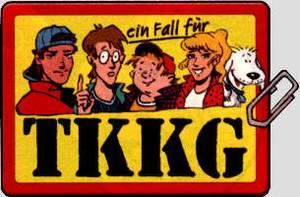 Ein Fall für TKKG - Logo
